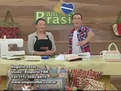 ARTE BRASIL - SANDRA MOREIRA E ELIANA ZERBINATTI (30.11.2011)