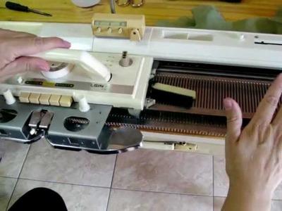 Manutenção de Maquinas de Tricô pt1