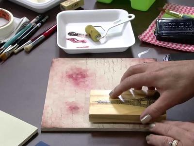 Mulher.com 18.10.2013 Cleo Squarizi - Decorativa com pérolas