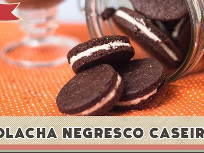 Bolacha Negresco Caseira - Receitas de Minuto #108