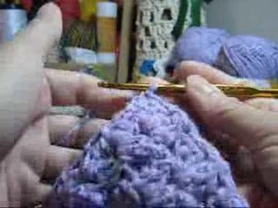Crochet - Blusa (Tam.: P) - Parte 01