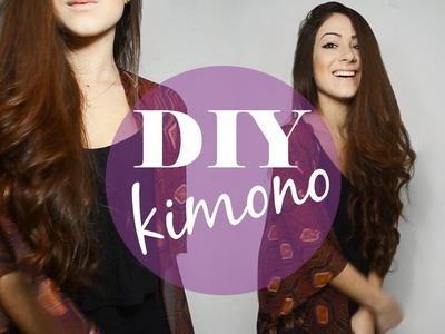 DIY - KIMONO (SUPER FÁCIL)