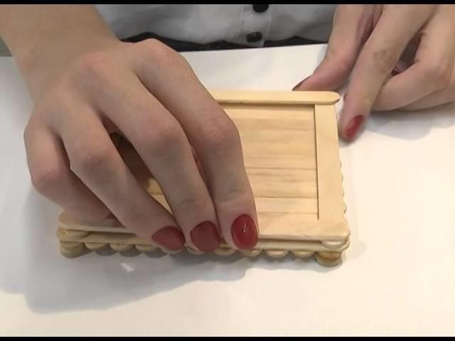 Artesanato Destaque: Aprenda a fazer Abajour de palito de sorvete - Destaque TV Cidade