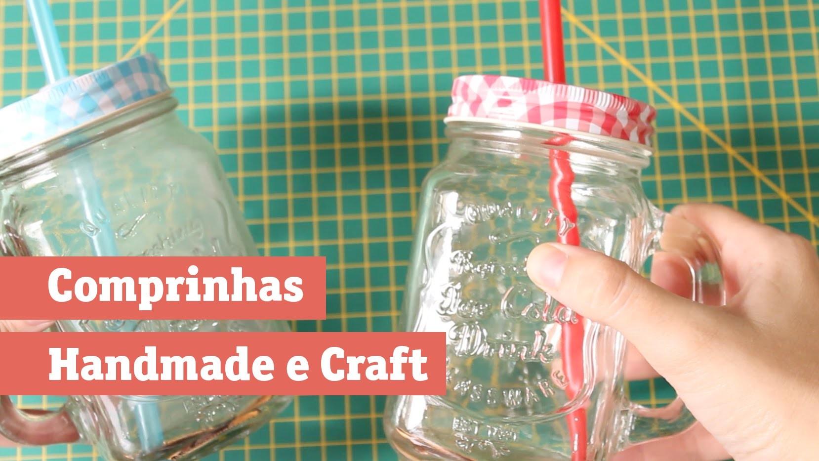 Comprinhas Handmade e Craft - Lilou Estúdio