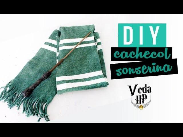 DIY CACHECOL SONSERINA ❤ VEDA HP #3