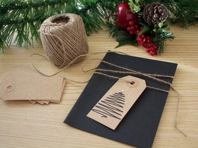 DIY - Cartão de Natal - Feliz Natal! - Josi Daresbach