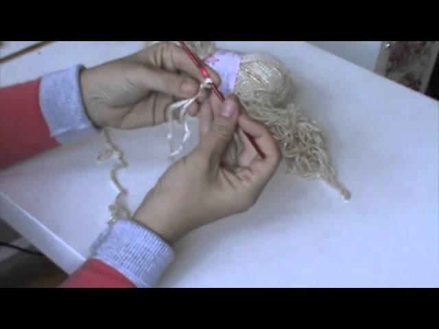 Como fazer croche_Episódio 2_Como segurar na linha e na agulha