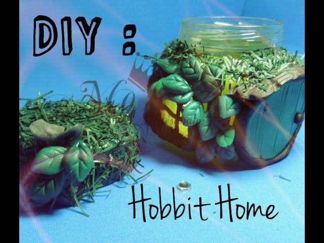 DIY : Hobbit Home (Hobbit House)  - Casa do Hobbit  , Faça você mesmo!
