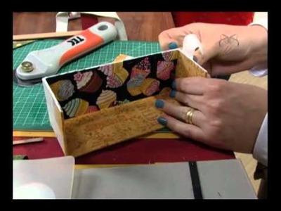 20120704 Caixa para potinhos de doce 1