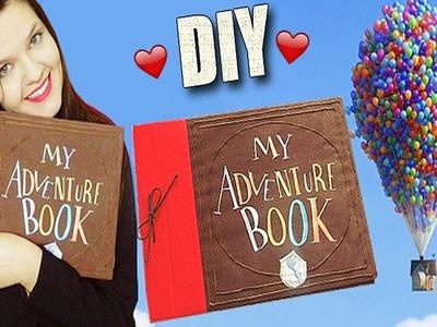 DIY | My Adventure Book - Filme Up Altas Aventuras ♥