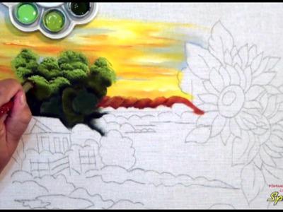 Pintando em 5 Minutos com Márcia Spassapan | Árvores