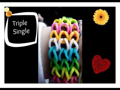 Triple single (com tear) ♥