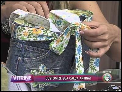 Aprenda a customizar sua calça jeans (07.04)