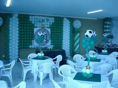 Cris Balões - Decoração com Balões - Festa Coritiba