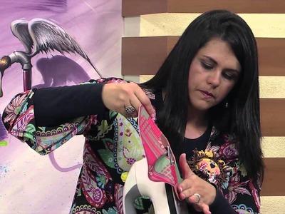 Mulher.com 01.08.2013 Sol Gobbo - Boneca Hora do Café  Parte 2.2