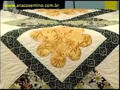 Patchwork Ana Cosentino: Centro de Mesa Verão 2013
