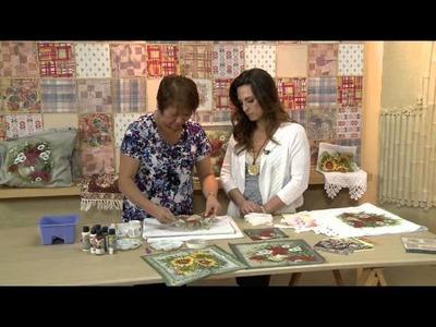 Vida Melhor - Artesanato: Decoupagem com guardanapo artesanal (Mamiko)
