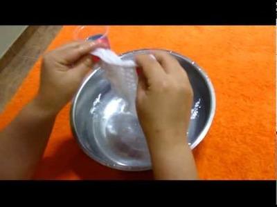CROCHE - COMO LAVAR CROCHE
