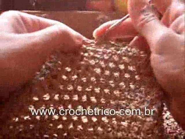 Crochê - Vestido Franjado - 03.04
