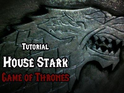 D.I.Y - Como fazer um quadro com o logo da casa Stark - Kmaker Tutorial