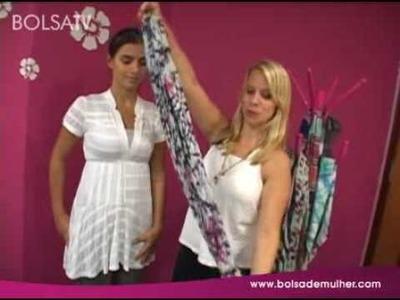 Dicas de como usar lenço