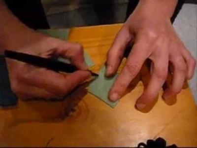Fácil: como fazer uma folha de feltro | Superziper