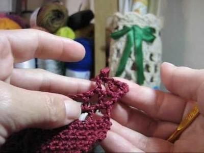 Croche - Fios de Sedução - Calcinha (Modelo 001) - Parte 02