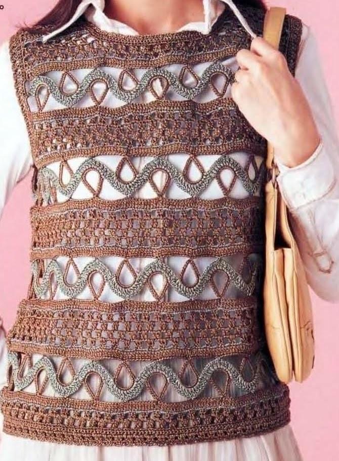Original, Bonito, Fácil y Rápido a Crochet