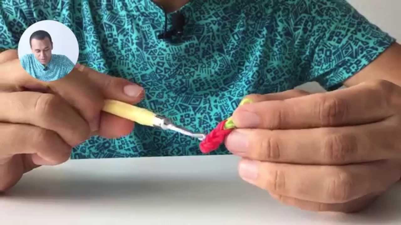 Tutorial: Pimentinha de elásticos Rainbow Loom sem tear