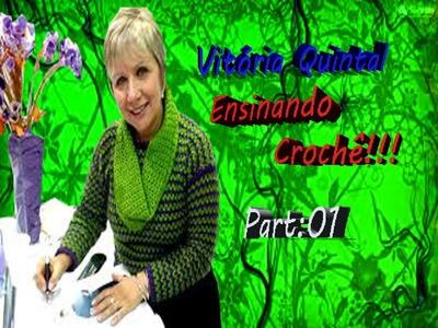 Vitoria Quintal - Vitoria Quintal Feliz na Arte de Aprender (Part 1)