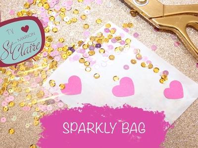 Como Fazer Sparkle Bag - Saquinhos de Confeti para Cerimônia --- DIY --- Faça Você Mesma