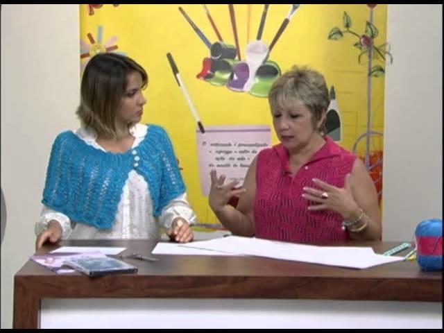 Mulher.com 03.12.2012 Vitória Quintal - Blusa vanda e capinha de verão 1.2