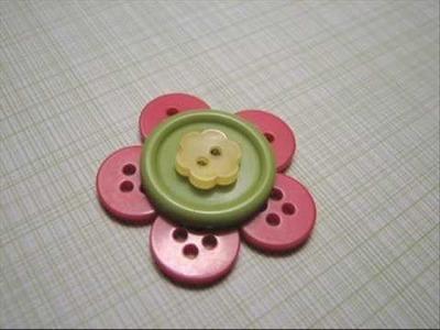 Broche de botão