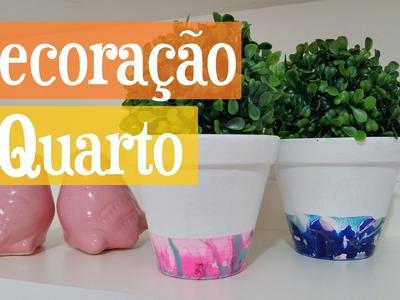 DIY Decoração Quarto - Primavera | Maísa Flora