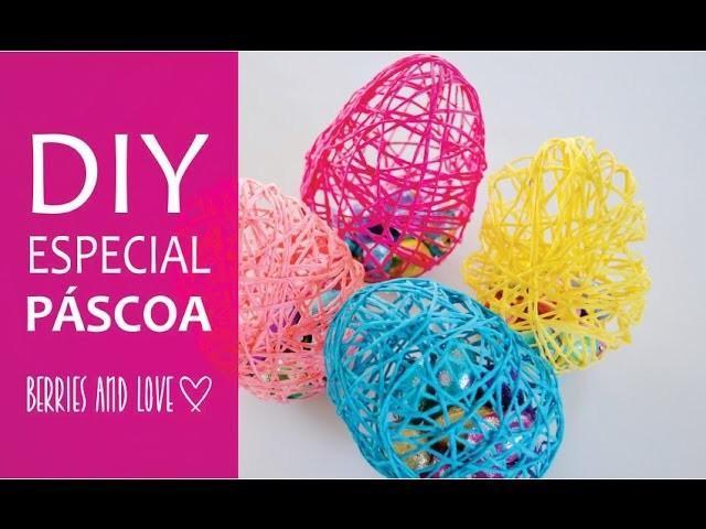 DIY Easter special ::  tutorial  especial Páscoa