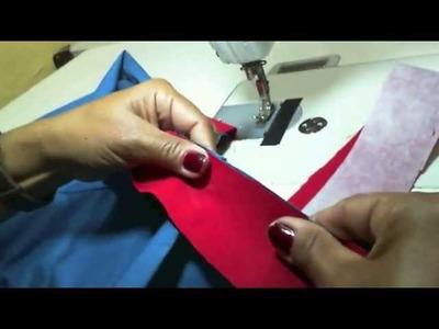 Preparação e costura - Como costurar camisa com gola colarinho - 1.4