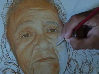 Robervaldo Monteiro - Pintura óleo sobre tela - painting oil HD