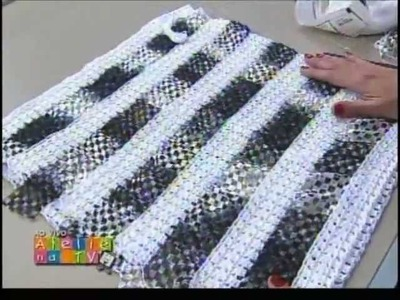 Ateliê na Tv Tv Gazeta - 28-08-12 - Marcia Bergantin