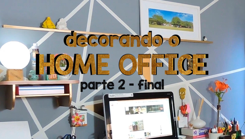 DIY :: DECORANDO O HOME OFFICE #2 - PRATELEIRA BARATA E WASHI TAPE