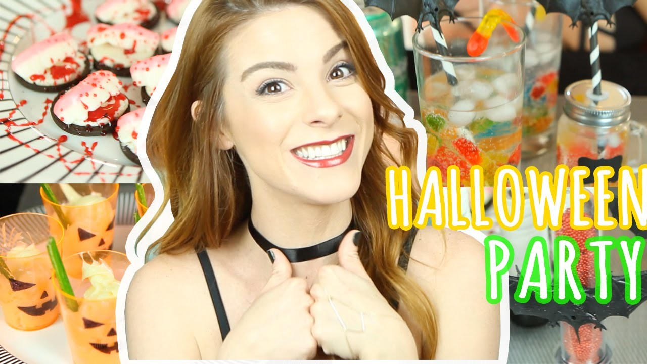DIY ♥ Halloween Party - Sua Festa Perfeita!