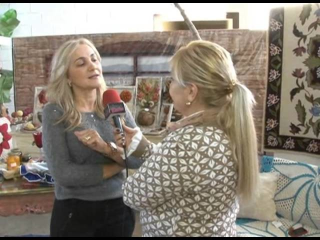 Programa Mônica Mendes - Fine Crochet e Crochê Vitória