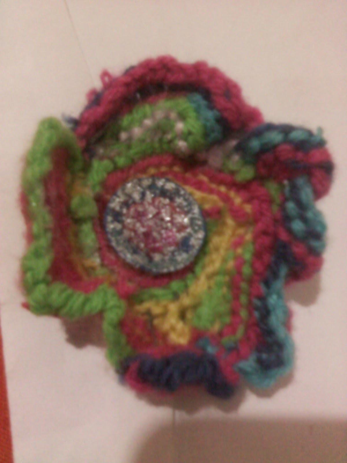 Tegido a crochet