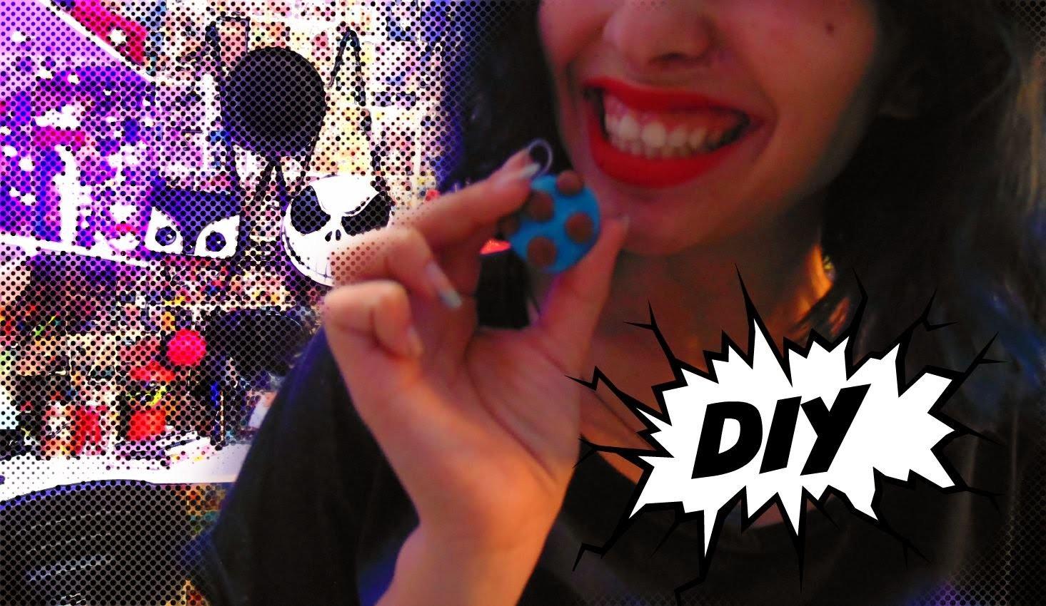 DIY - Pingente Cookie Azul (Percy Jackson)