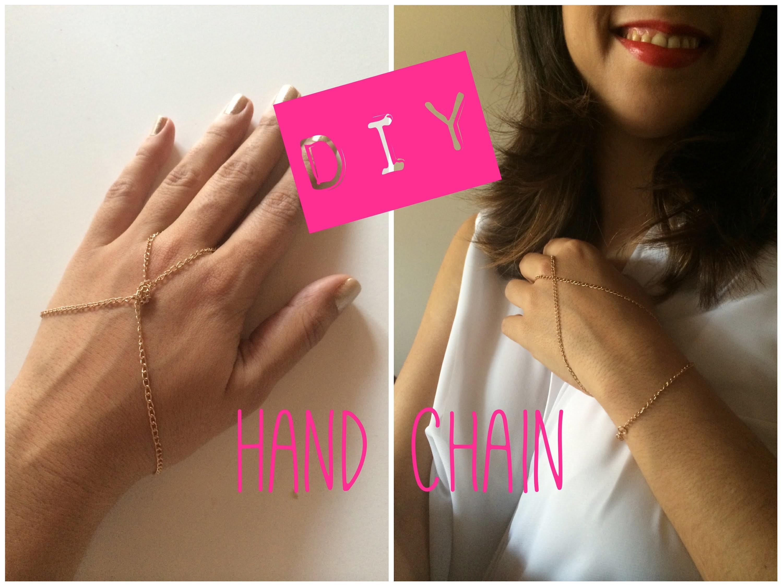 DIY: Hand Chain!