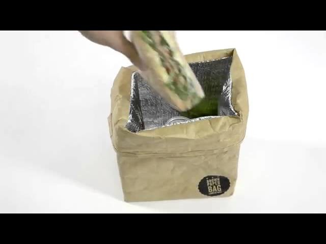 Brown Paper Bag - Luckies - BENTO STORE