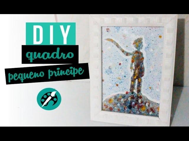 DIY PEQUENO PRINCIPE ❤ GEEK TUTORIAIS