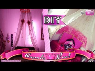 CANOPY TUMBLR INSPIRED ❤ cúpula para camas, sofás.  | DIY