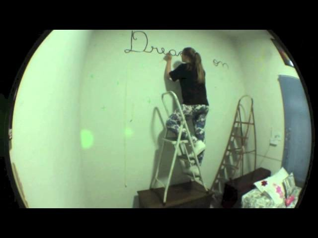 DIY project - Escrevendo na Parede (full version)