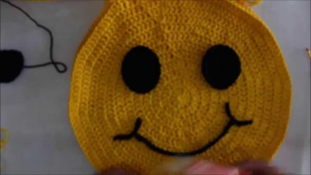 Almofada Amarela Emoticon