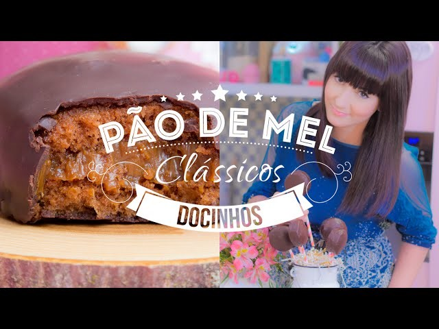 PÃO DE MEL especial Dia das Mães | I Could Kill For Dessert 85 #ICKFD